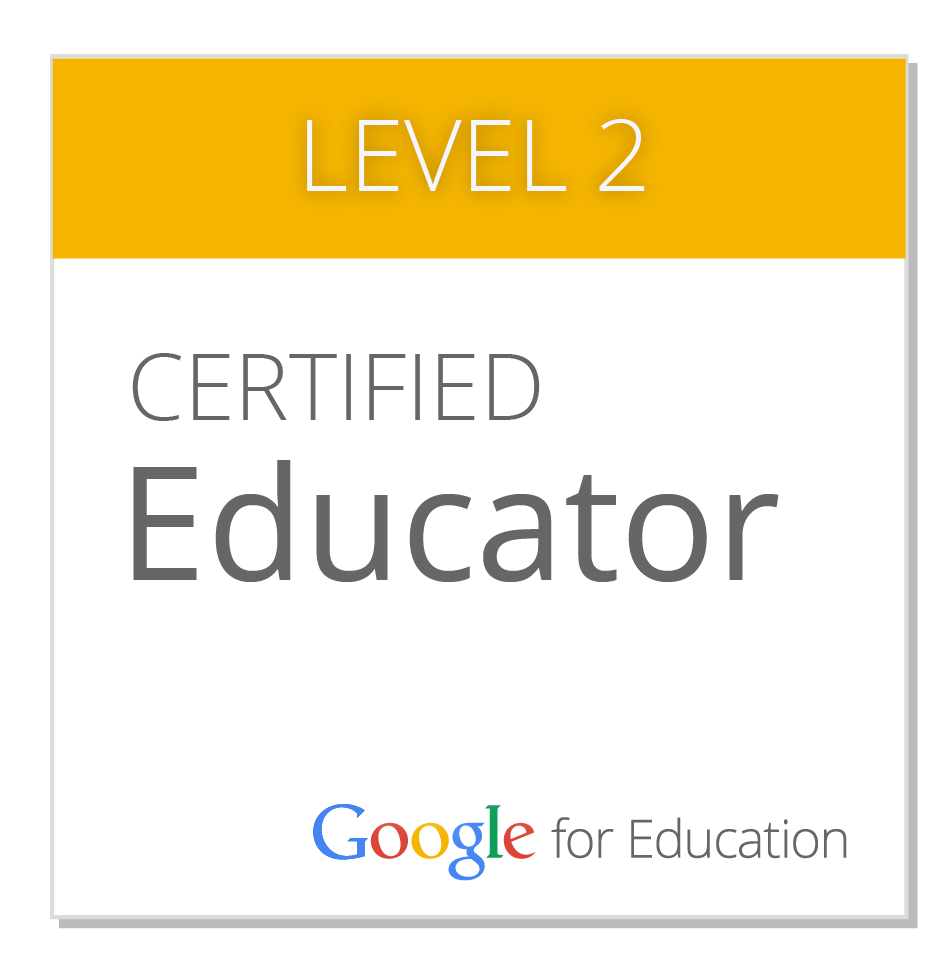 Badge GCE Level2